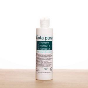 Shampoo Lavanda e Calendula Isola Pura