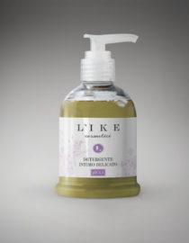 detergente intimo delicato l'ike cosmetici