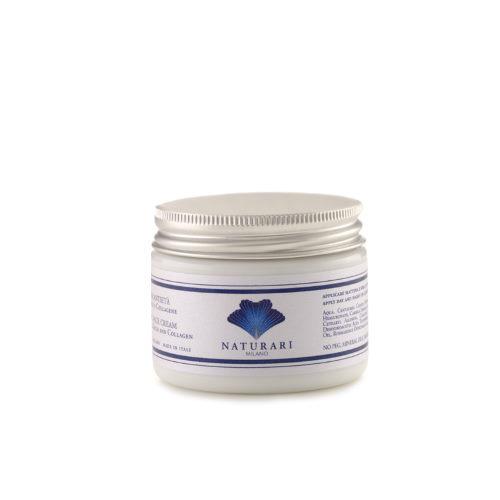Crema antietà viso alle proteine della seta e oro colloidale