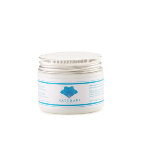 Crema idratante viso Acido Ialuronico, Alaria e Aloe Vera