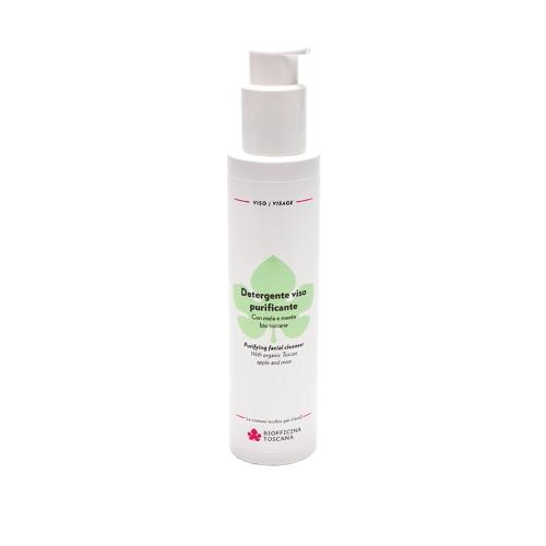 Detergente viso purificante Biofficina Toscana