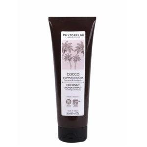 Shampoo doccia Cocco nutriente e avvolgente