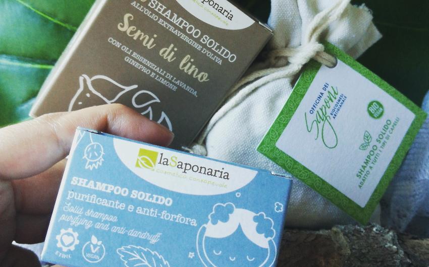 Miglior Shampoo solido BIO: quale scegliere?