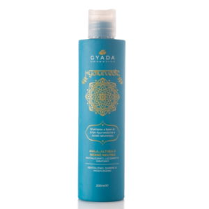 Shampoo Amla, Altea e Henné neutro Hyalurvedic Gyada Cosmetics
