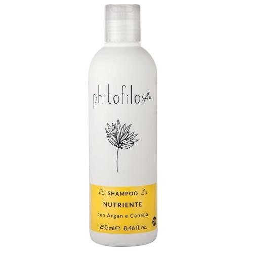 Shampoo nutriente e illuminante