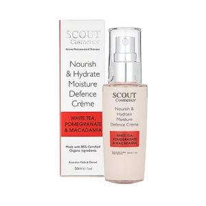 Crema nutriente Nourish & Hydrate Scout