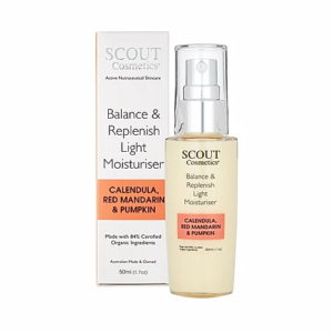 Crema riequilibrante Balance & Replenish Scout