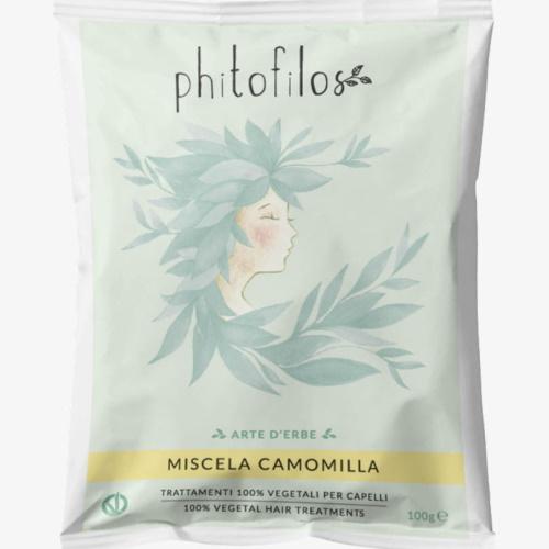 Miscela Camomilla – riflesso biondo Phitofilos