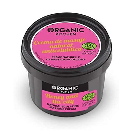 Crema corpo anticellulite Honey and the city Organic Kitchen