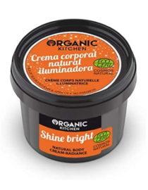 crema corpo illuminante organic kitchen