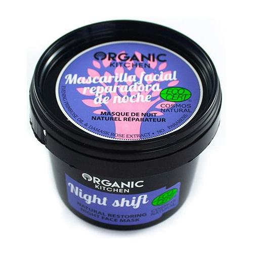 Maschera viso notturna BIO Organic Kitchen