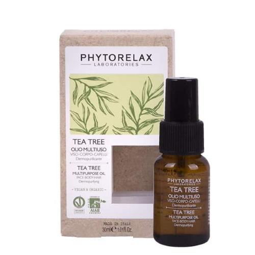 Olio Tea Tree multiuso Phytorelax