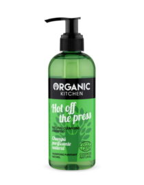 organic kitchen hot off the press shampoo