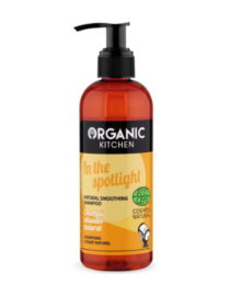 organic kitchen in the spotlight shampoo