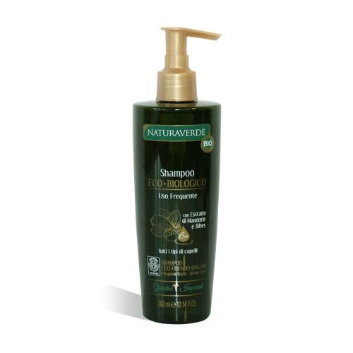 Shampoo ecobiologico per uso frequente Naturaverde BIO