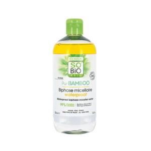 Acqua micellare bifasica So Bio Etic