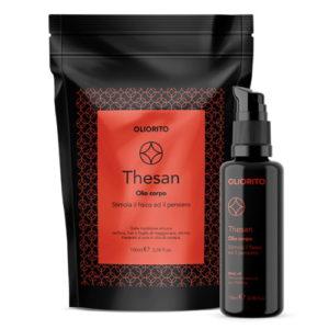 Thesan, olio corpo OLIORITO