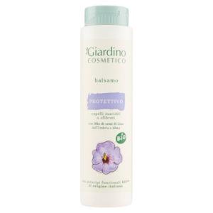 Balsamo protettivo per capelli sfibrati Giardino Cosmetico