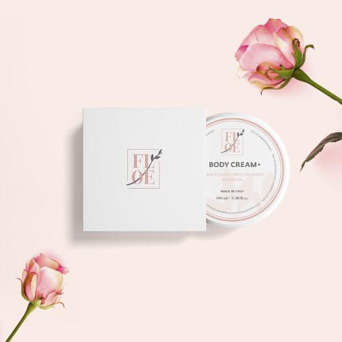 Crema corpo alla Rosa Floe Lab