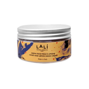 Crema mani Miele e Limone Lalì Natural Cosmetics