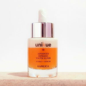 Unikue Advanced Biphasic Youth Elixir Serum Kamilica