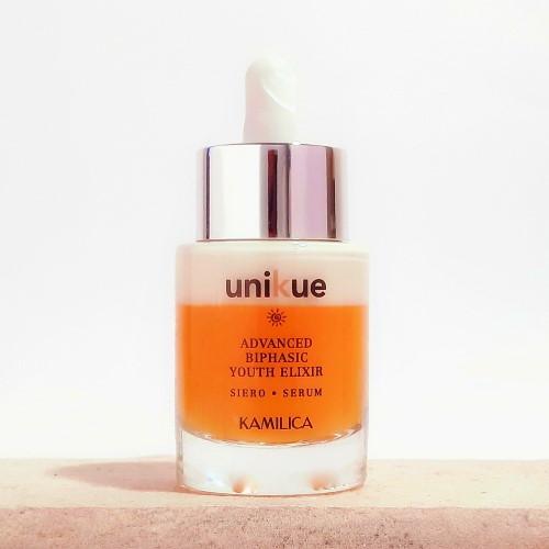 Unikue Advanced Biphasic Youth Elixir Serum Kamilica