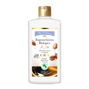 Bagnoschiuma biologico Argan I Provenzali
