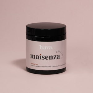 "Balsamo Supernutriente ""Mai senza"" Hava Hair"