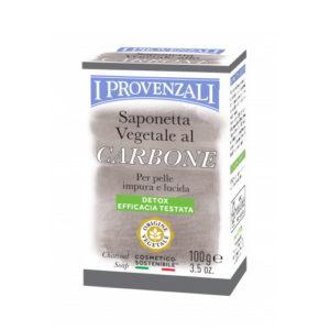 Saponetta al Carbone I Provenzali