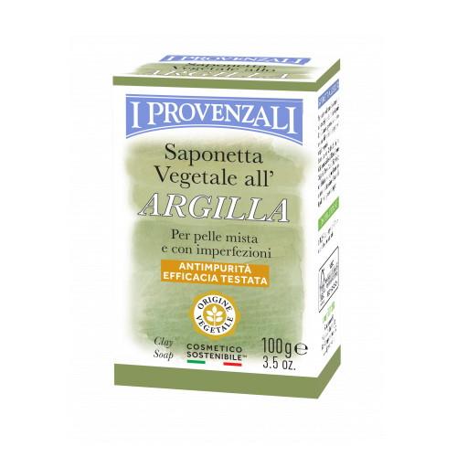Saponetta all'Argilla Verde I Provenzali