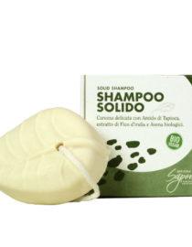 shampoo solido avena e fico d'india officina dei saponi