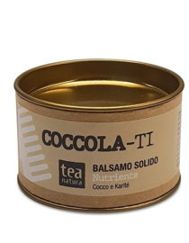 coccola-ti balsamo solido nutriente tea natura