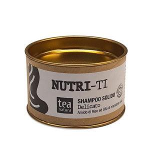 Nutri-Ti Shampoo Solido Delicato Tea Natura