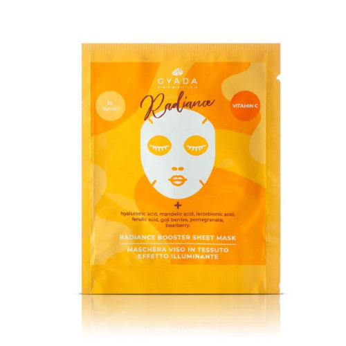 Radiance Booster Sheet Mask Gyada Cosmetics