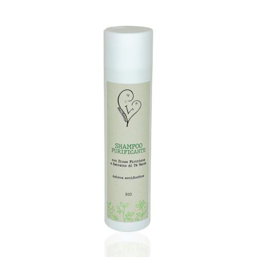 Shampoo purificante biologico Naturessere