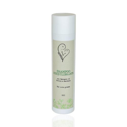 Shampoo riequilibrante biologico Naturessere