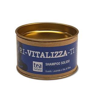 Ri-Vitalizza-Ti Shampoo Solido Rivitalizzante Tea Natura