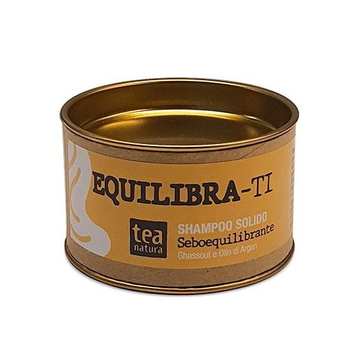 Equilibra-Ti Shampoo Solido Seboequilibrante Tea Natura