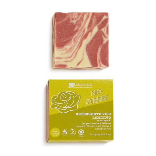 Detergente viso lenitivo solido La Saponaria