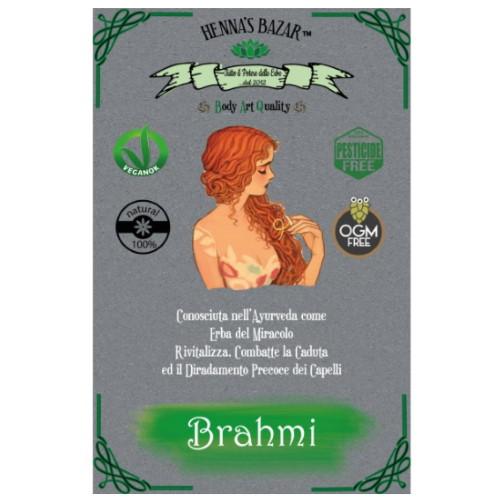 Brahmi in polvere Henna's Bazar