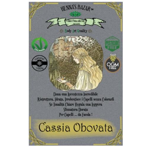 Cassia Obovata in polvere Henna's Bazar