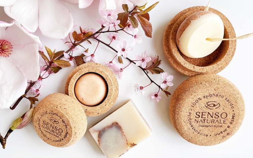 Senso Naturale: la nuova linea di cosmetici solidi italiani