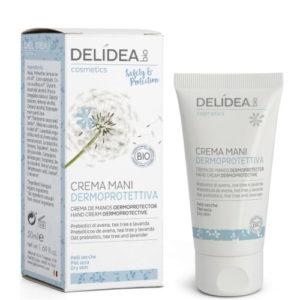 Crema mani dermoprotettiva Delidea