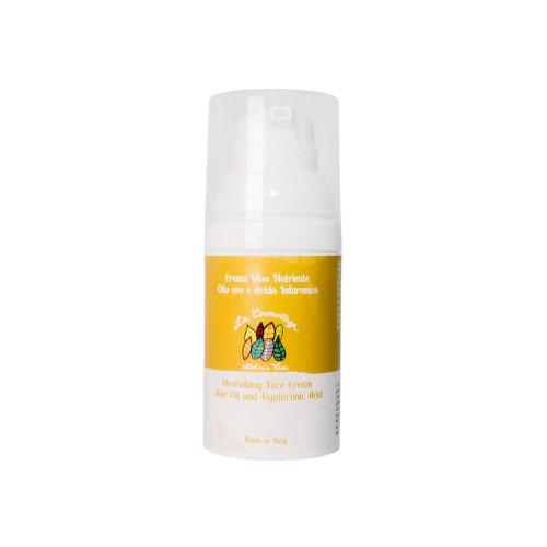 Crema viso nutriente Olio extravergine d'Oliva La Cosmottega