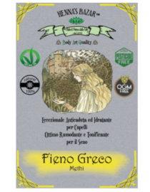 fieno greco in polvere henna's bazar