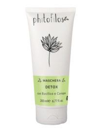maschera detox phitofilos