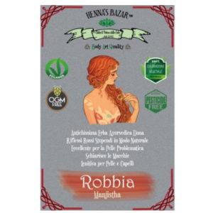 Robbia in polvere Henna's Bazar