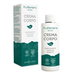 Crema corpo nutriente Fruttonero