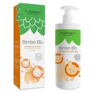 Detergente delicato Bimbo Bio Fruttonero