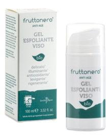 gel esfoliante viso fruttonero
